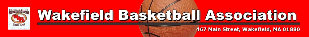 Wakefield Basketball Association, Basketball, Point, Court