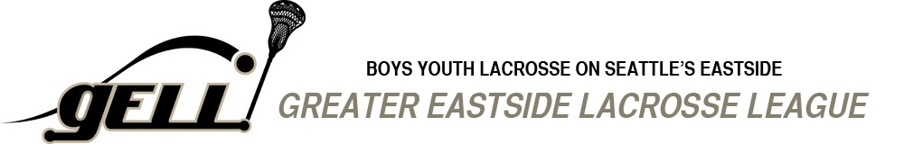Greater Eastside Lacrosse League, Lacrosse, Goal, Field