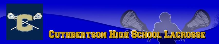 Cuthbertson High School Lacrosse, Lacrosse, Goal, Field