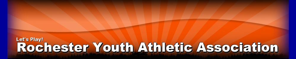 RYAA - Rochester Youth Athletic Association, , , Locations