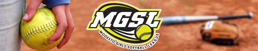 Modesto Girls Softball League, Softball, Run, Field
