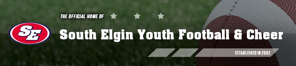 South Elgin Patriots, Football/Cheerleading, Touchdown, Field