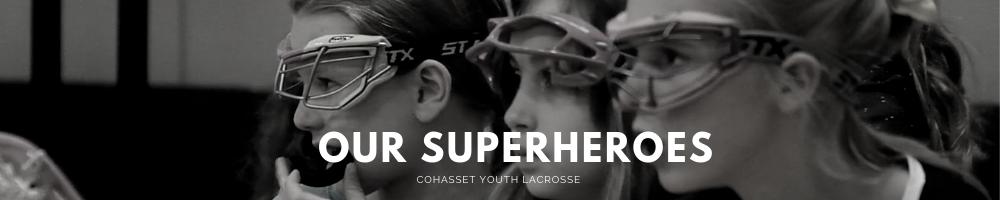 Cohasset Lacrosse, Lacrosse, Goal, Field