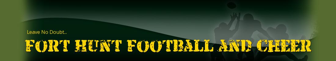 Fort Hunt - Football & Cheerleading, Football, , Carl Sandburg