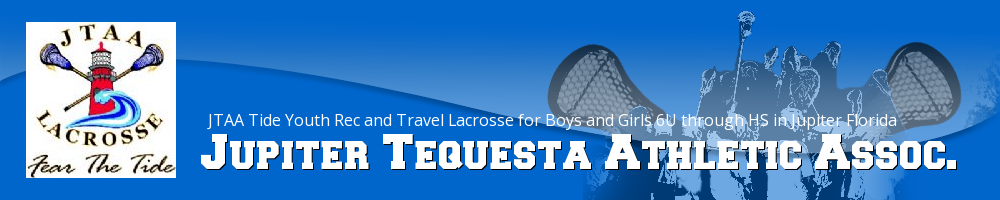 Jupiter Tequesta Athletic Association Lacrosse, Lacrosse, Goal, Field