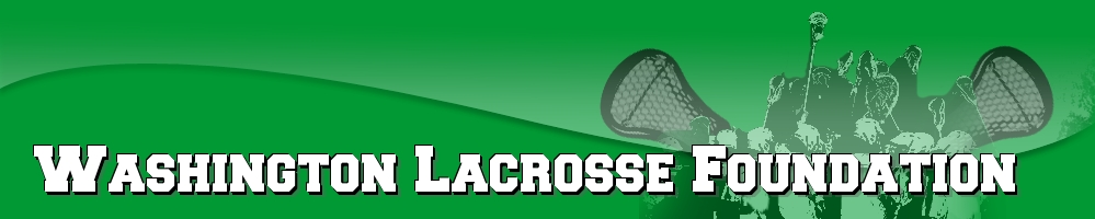 Washington Lacrosse Foundation, Lacrosse, Goal, Field