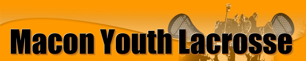 Macon Youth Lacrosse, Lacrosse, Goal, Field