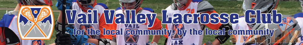 Vail Valley Lacrosse Club, Lacrosse, Goal, Field