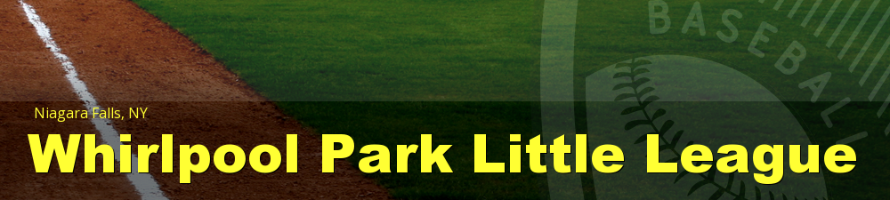 WHIRLPOOL PARK LITTLE LEAGUE, Baseball, Run, Field