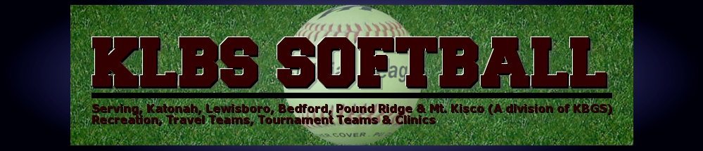 Katonah-Lewisboro Bedford Girls Softball, Softball, Run, Field