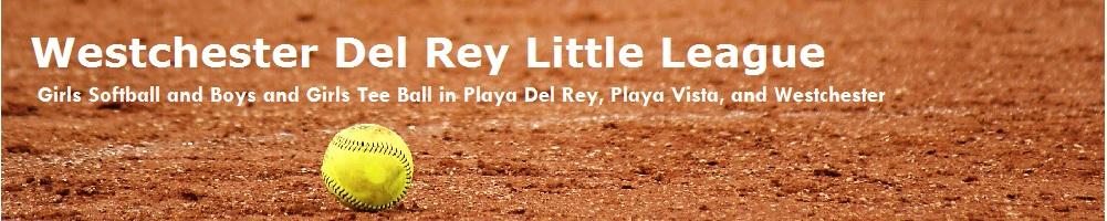 Westchester Del Rey Little League, LL Softball, Run, Field