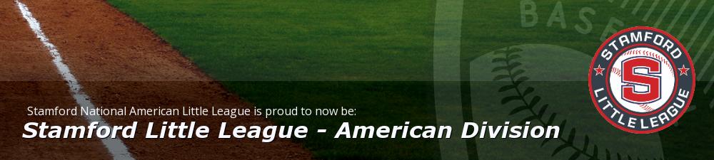 Stamford National Little League, Baseball, Run, Field