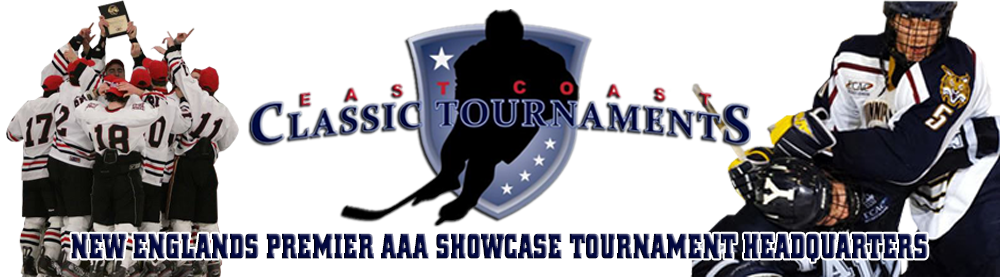 East Coast Classic Tournaments, Hockey, Goal, Rink
