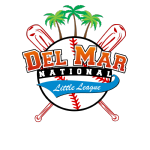 Del Mar National Little League, Baseball