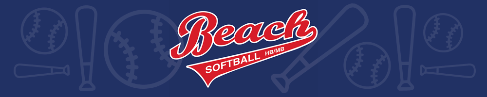 Beach Girls Softball, Softball, Run, Field