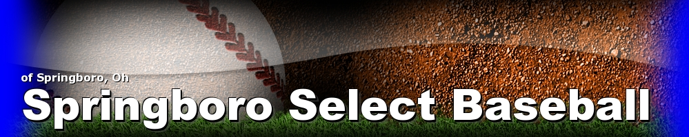 Springboro Select Baseball, Baseball, Run, Field