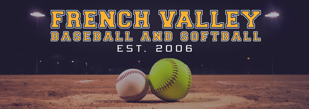French Valley Baseball Softball Association, Softball & Baseball, Run, Spencers Crossing