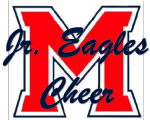 Milton Eagles Junior Cheerleaders, Football