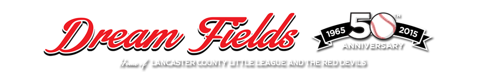 Dream Fields - Home to Lancaster County Little League and the Red Devils, Baseball, , Location