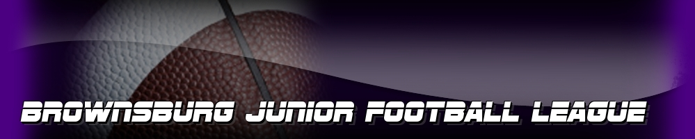 Brownsburg Junior Football League, Football, Goal, Field