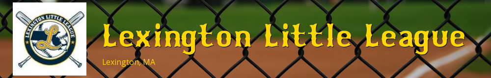 Lexington Little League, Baseball, Run, Field
