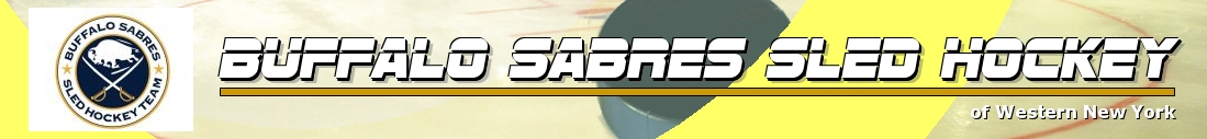 Buffalo Sabres Sled Hockey, Hockey, Goal, Rink