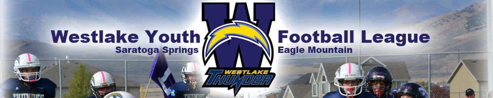Westlake Youth Football League- Saratoga Springs & Eagle Mountain Utah, Football, Goal, Field