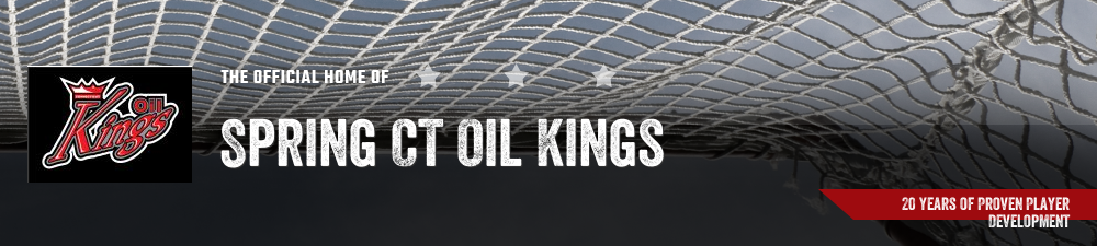 CT Oil Kings, Ice Hockey, Goal, Stamford Twin Rinks