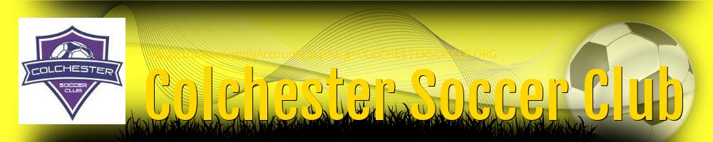 Colchester Soccer Club, Soccer, Goal, Field