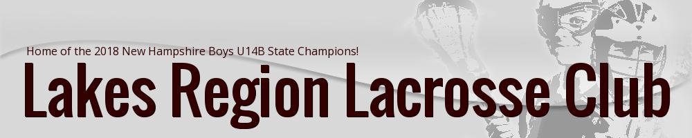 Lakes Region Lacrosse Club, Lacrosse, Goal, Field