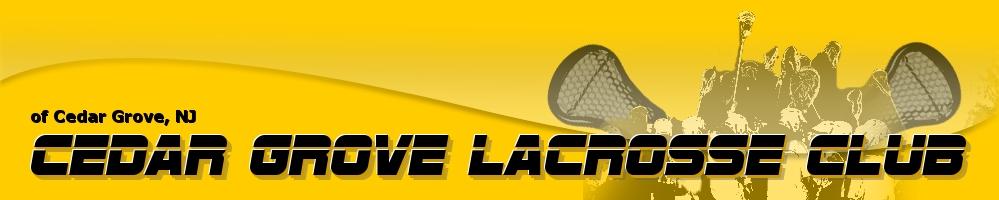 Cedar Grove Lacrosse Club, Lacrosse, Goal, Field