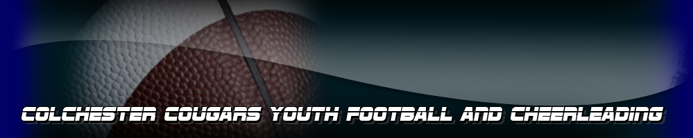 Colchester Cougars Youth Football & Cheerleading, Football, Goal, Field