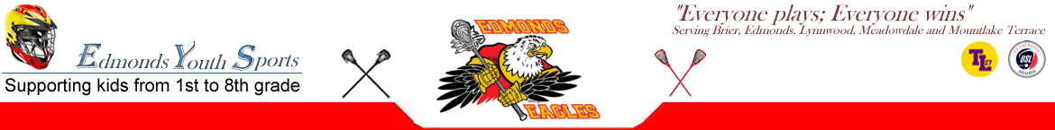 Edmonds Eagles, Lacrosse, Goal, Field