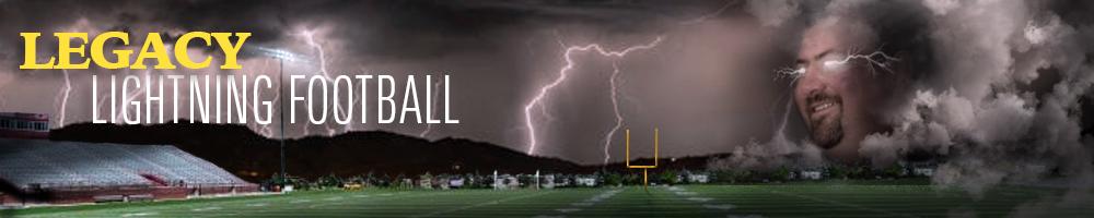 Legacy Lightning Football, Football, Goal, Field