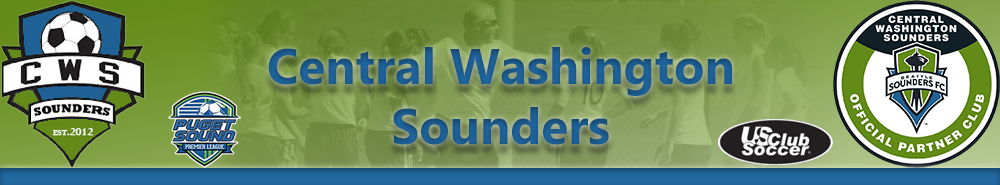 Central Washington Sounders, Soccer, Goal, Field