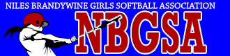 Niles Brandywine Girls Softball Association, Softball, Run, Field