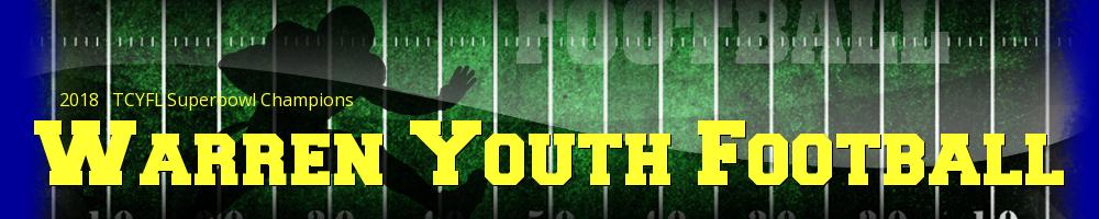 Warren Youth Football, Football, Goal, Warren Township High School FIeld, O