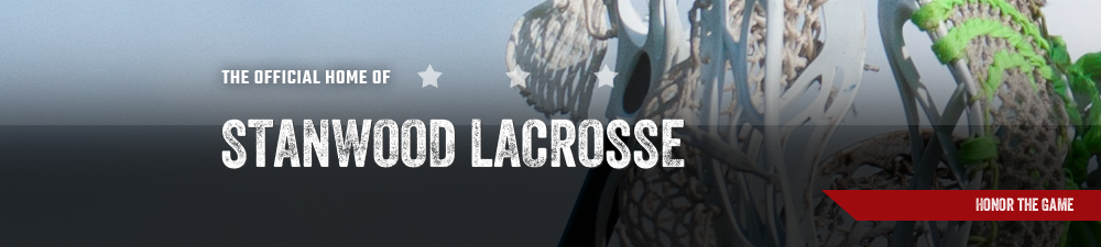 Stanwood Youth Lacrosse, Lacrosse, Goal, Field