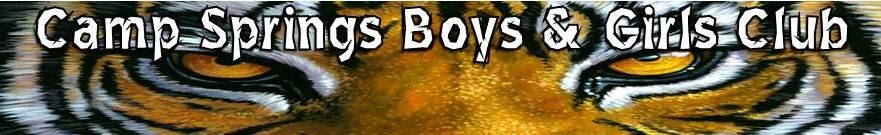 Camp Springs Boys & Girls Club, Multi-Sport, Goal, Field