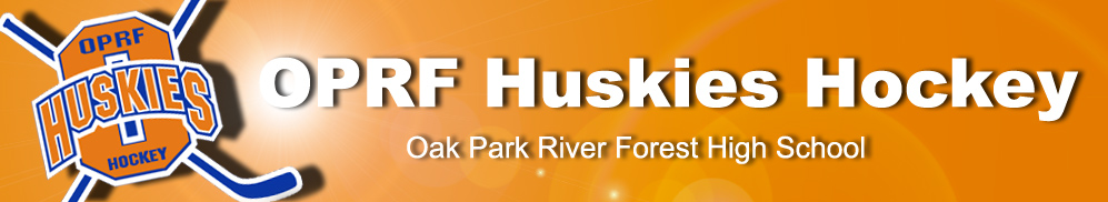 OPRF Huskies Hockey, Hockey, Goal, Rink