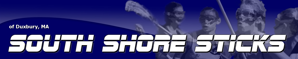 South Shore Sticks, Lacrosse, Goal, Field