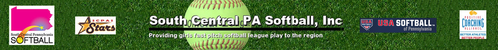 South Central PA Softball, Inc, Softball, Run, Field