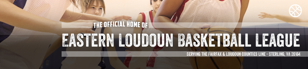 Eastern Loudoun Basketball League, Basketball, Point, Court