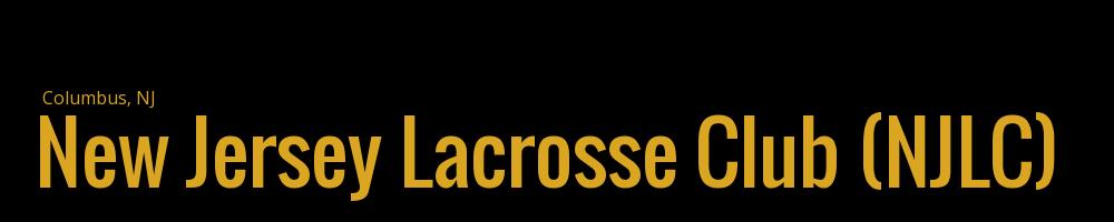 New Jersey Lacrosse Club, Lacrosse, Goal, Field