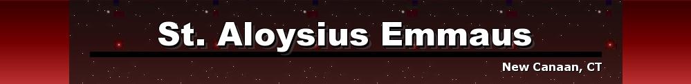 St. Aloysius Emmaus, Other, Goal, Site