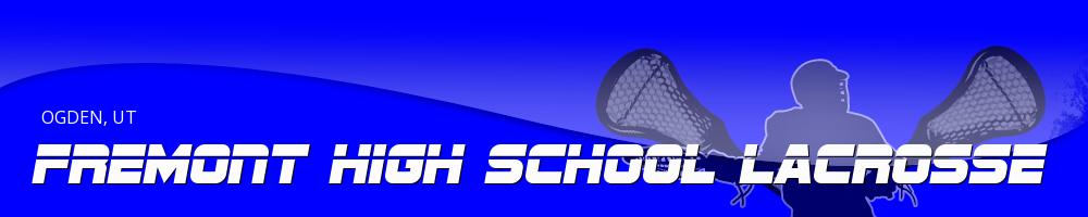 Fremont High School Lacrosse, Lacrosse, Goal, Field