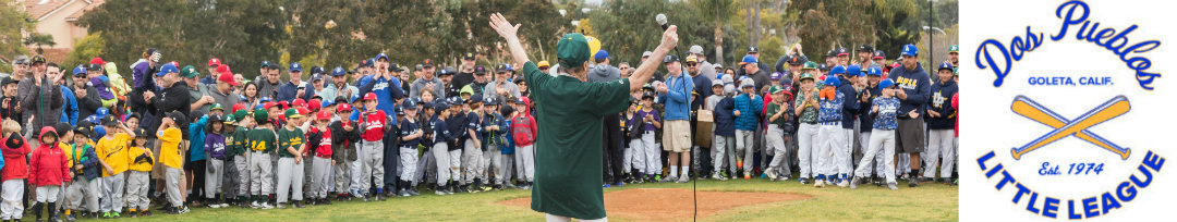 Dos Pueblos Little League, Baseball, Run, Field