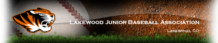 Lakewood Junior Baseball Association, Baseball, Run, Field