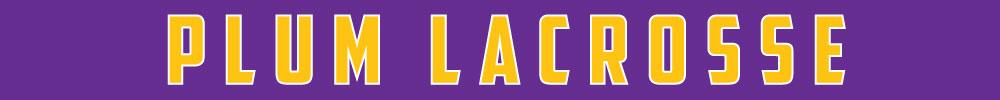 Plum Borough Lacrosse, Lacrosse, Goal, Field