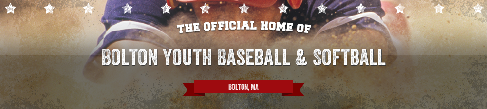 Bolton Youth Baseball & Softball, Baseball, Run, Field